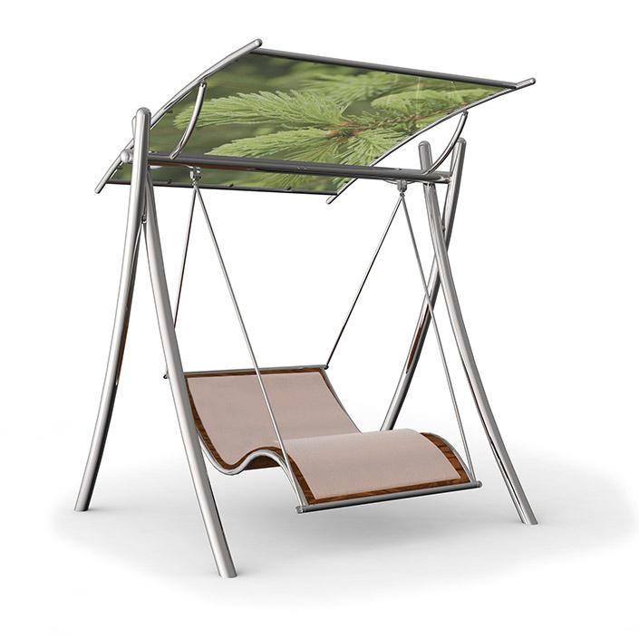 hollywoodschaukel duo outdoor living exterior design. Black Bedroom Furniture Sets. Home Design Ideas