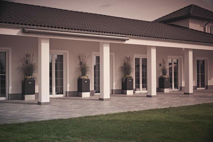 Beispiel für Outdoor Design von Stilum
