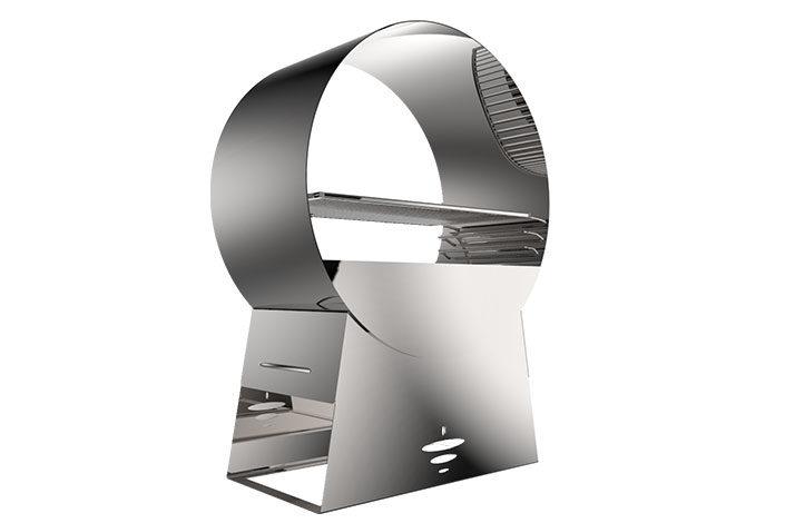 Produktvorschau des Edelstahl Designer Grills Ignis